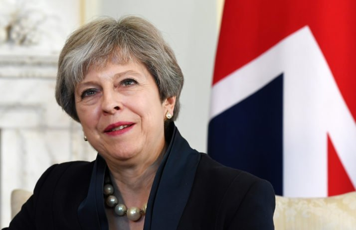 Theresa May to call time on avoidable plastics by 2042