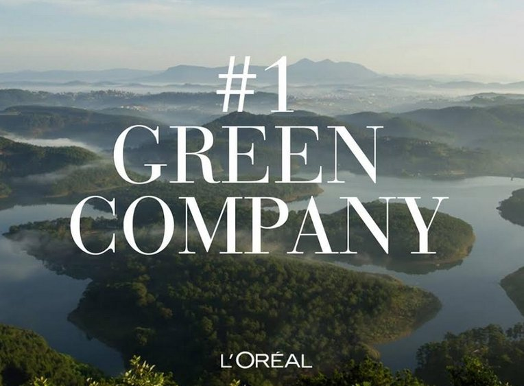 Newsweek names L'Oréal world's Most Sustainable Company