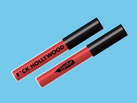 LipSlut debuts F*ck Hollywood lipstick, with 50 percent of proceeds donated to victims of sexual assault