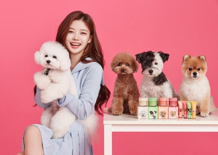 Laneige names Kim You jung as new face