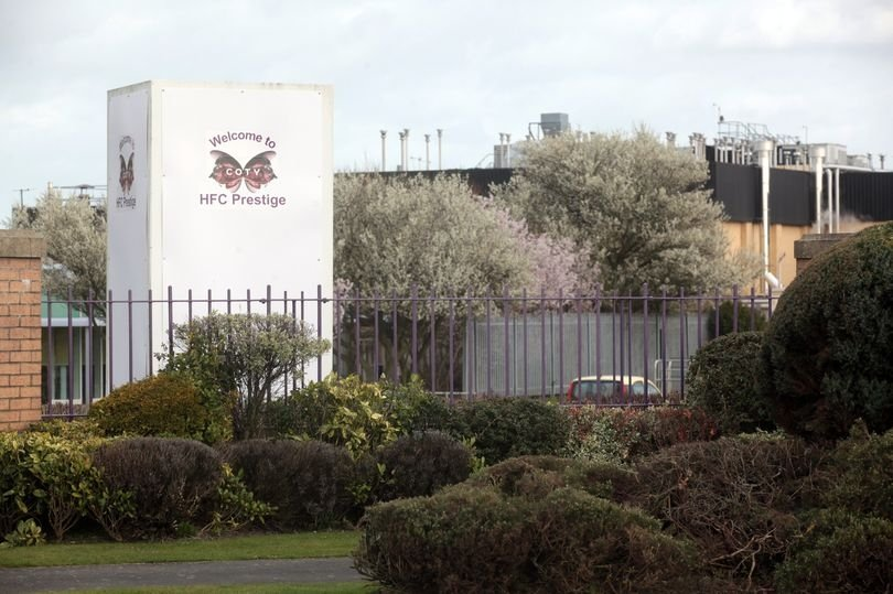 Coty factory up for sale ahead of planned October closure date