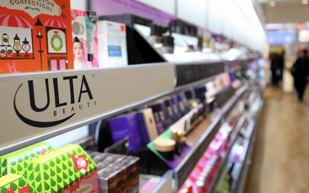Ulta sees shares drop following product resale lawsuit