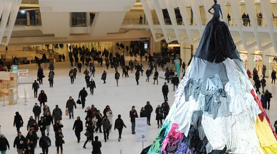 Unilever partners with Savers to raise awareness of clothing waste