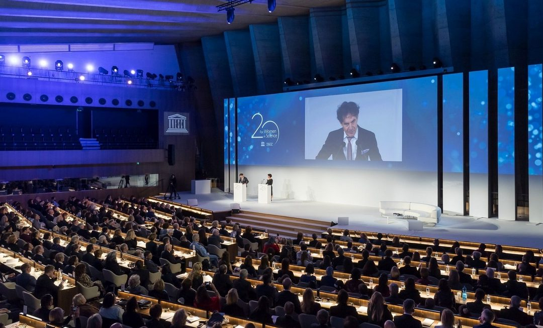 L'Oréal Foundation and UNESCO launch 'Men for Women in Science' initiative