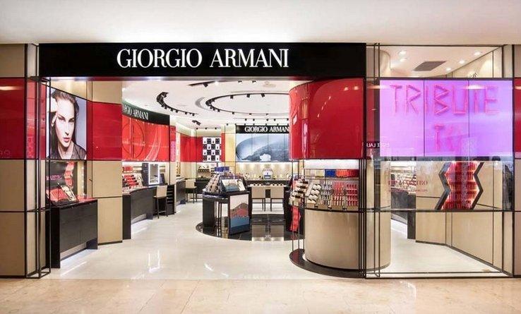 Armani and L'Oréal renew license through 2050