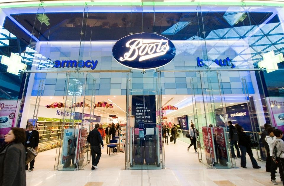UK retailer Boots reveals significant gender pay gap