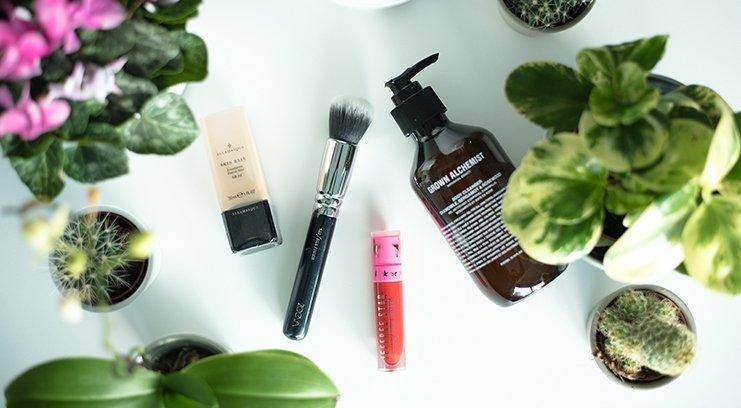 Vegan prestige beauty products sales soar in UK