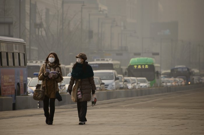 Anti-pollution skincare sales soar in South Korea