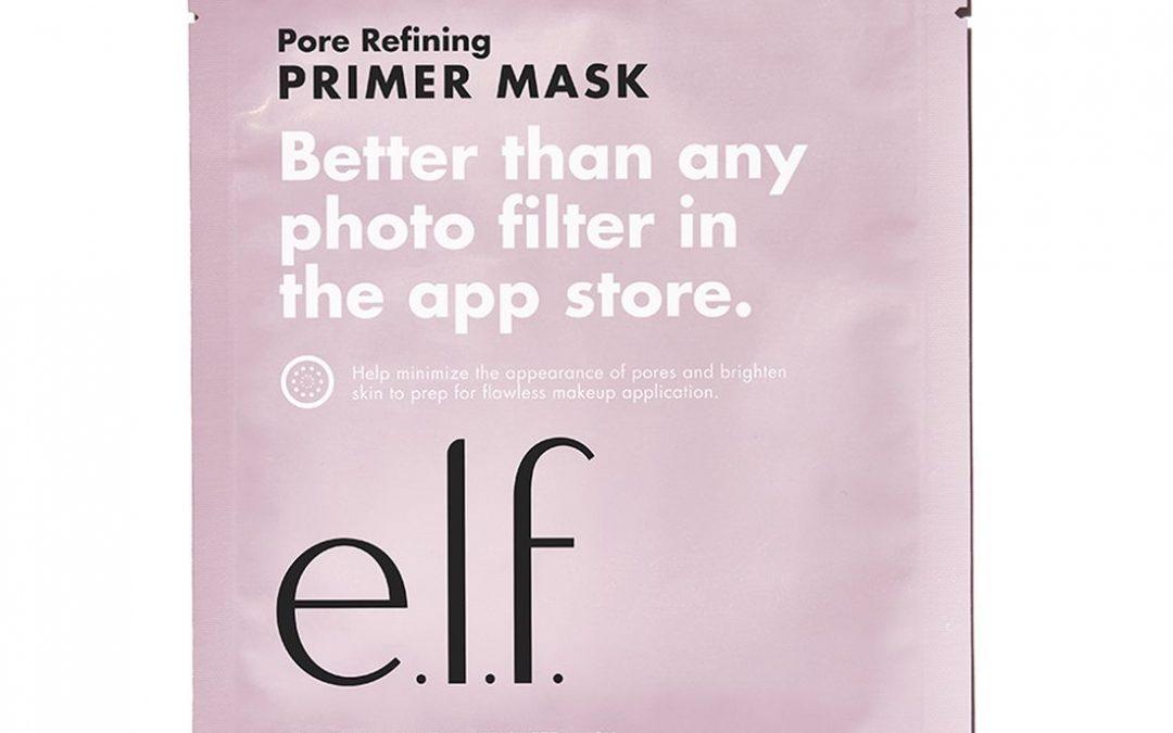 e.l.f  Primer Sheet Mask