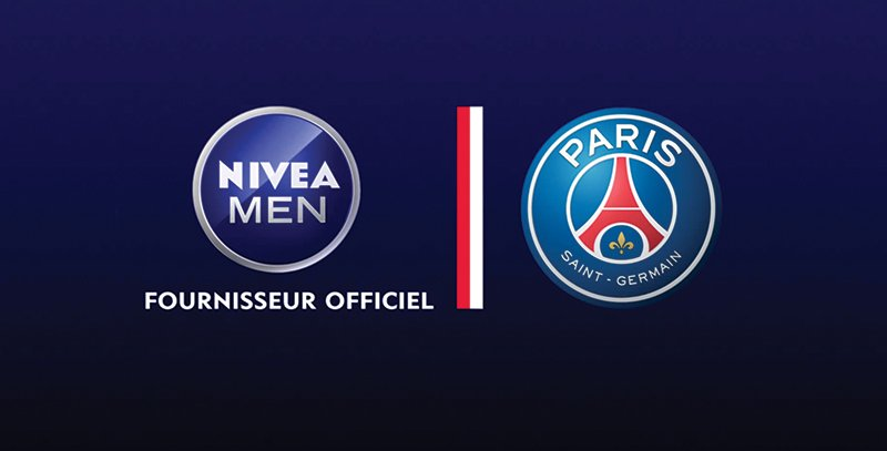 Paris Saint-Germain expands Nivea partnership to encompass Brazil