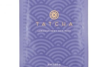 Tatcha Luminous Dewy Skin Mask