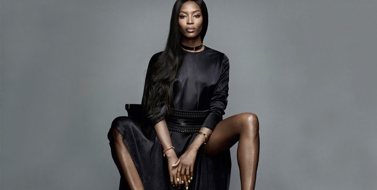 Naomi Campbell encourages Vogue to embrace diversity with new African edition