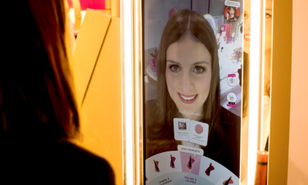 Let's get physical: Coty installs blended reality Magic Mirror at Bourjois boutique in Paris