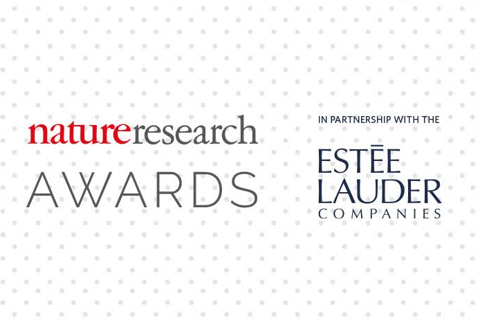 The Estée Lauder Companies and Nature Research launch global awards to recognize female scientists
