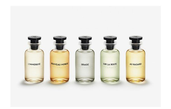 Masculinity re-defined: Louis Vuitton launches men's fragrance range