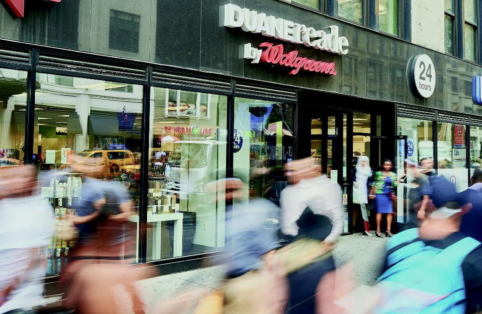 Walgreens Boots Alliance beats earnings and sales expectations for 2Q 2018