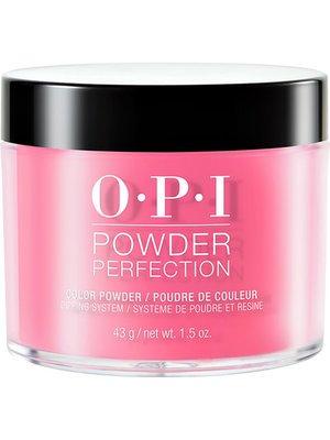 OPI Powder Perfection – Kiss Me I'm Brazilian