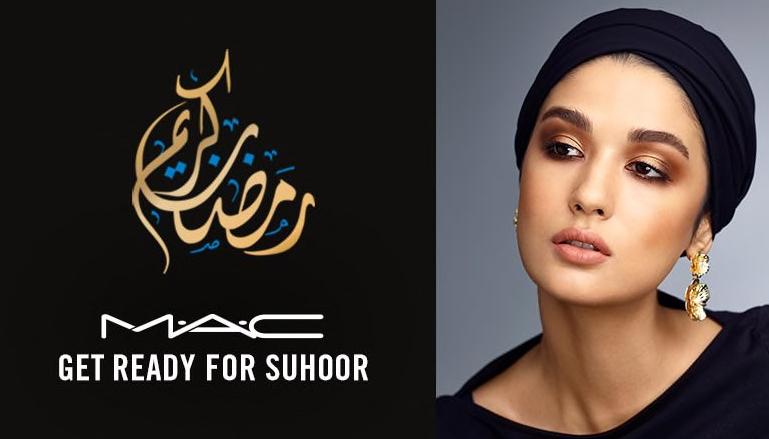 Twitter users mock MAC for suhoor make-up tutorial