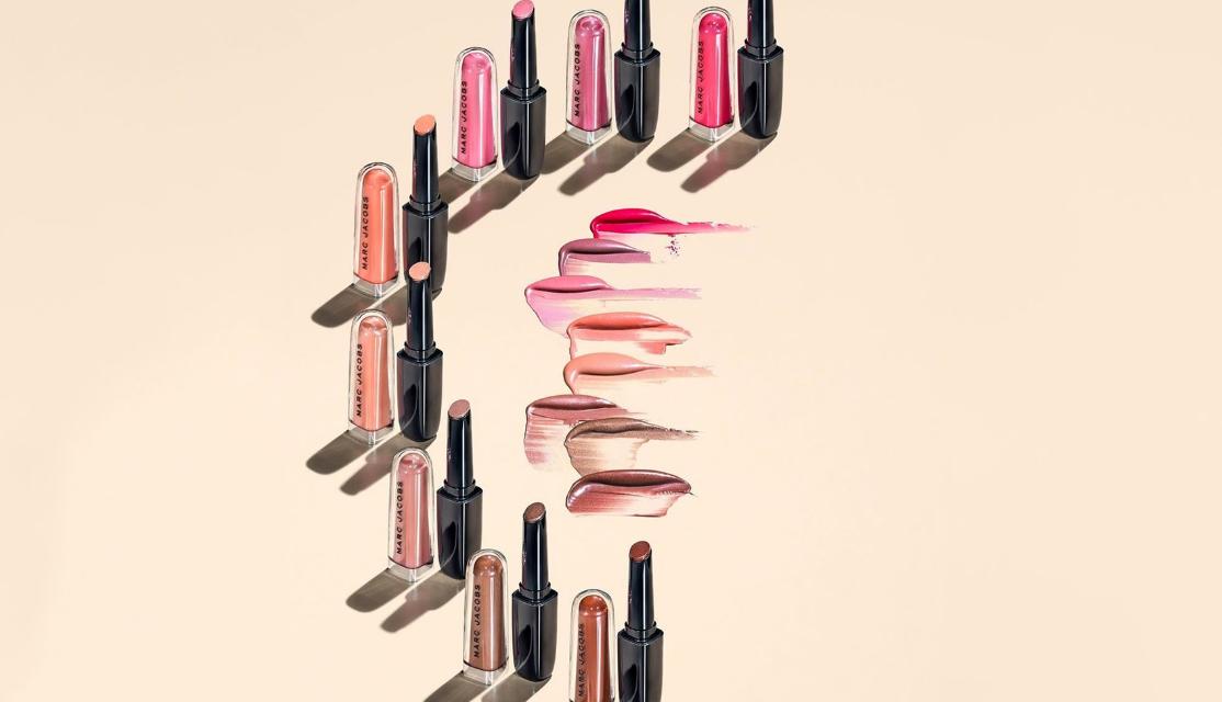 3ddcc43d07d0e Meet the Gloss Stick  Marc Jacobs Beauty debuts lip gloss-lipstick hybrid