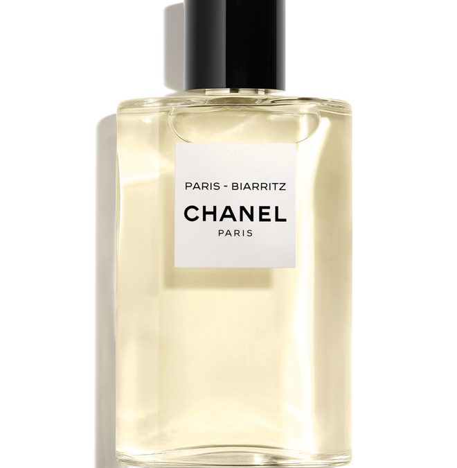 Chanel launches travel-themed perfume trio