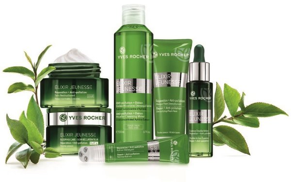 French beauty brand Yves Rocher expands in African market with new store launch