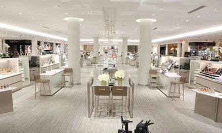 Saks Fifth Avenue unveils new beauty floor in New York store