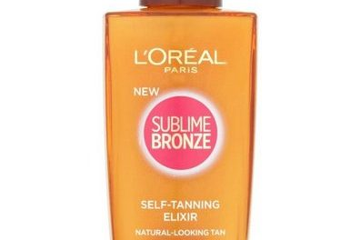 L'Oréal Paris Sublime Bronze Self-Tanning Elixir