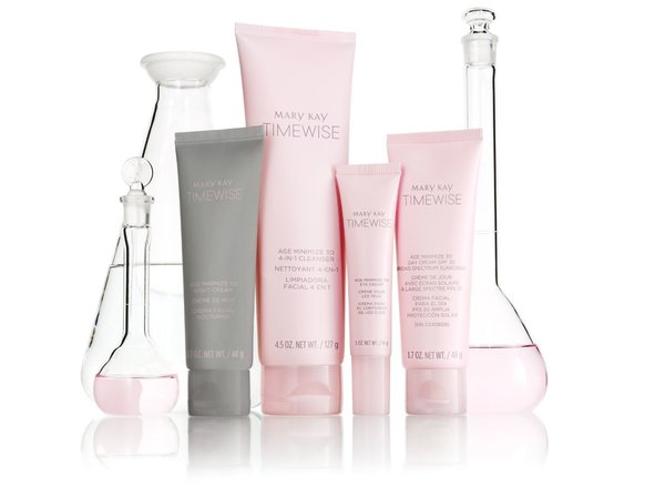 Mary Kay launches new three-dimensional approach to skin ageing