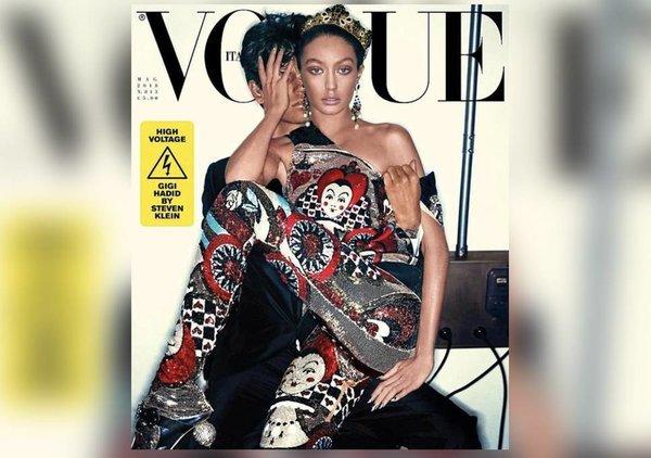 Gigi Hadid apologizes over Vogue Italia blackface scandal