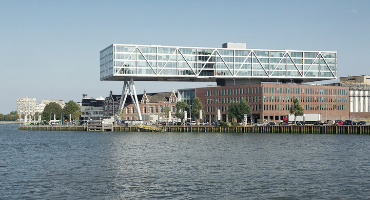 Unilever's new global headquarters sold to Aegila for €86.5 million