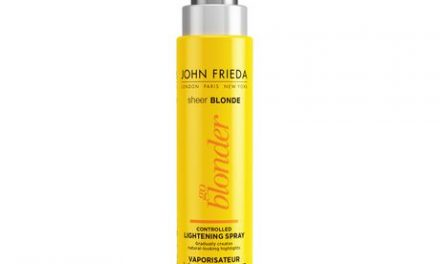 John Frieda | Sheer Blonde | Go Blonder | Controlled Lightening Spray
