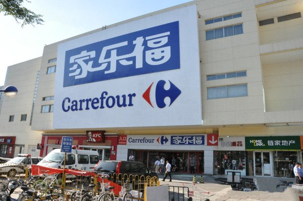 Carrefour looks to China as 'testing ground' for group