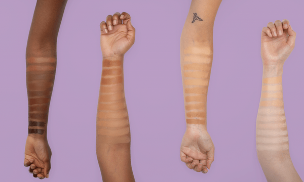 Lush launches 40 shades of limited edition solid foundation