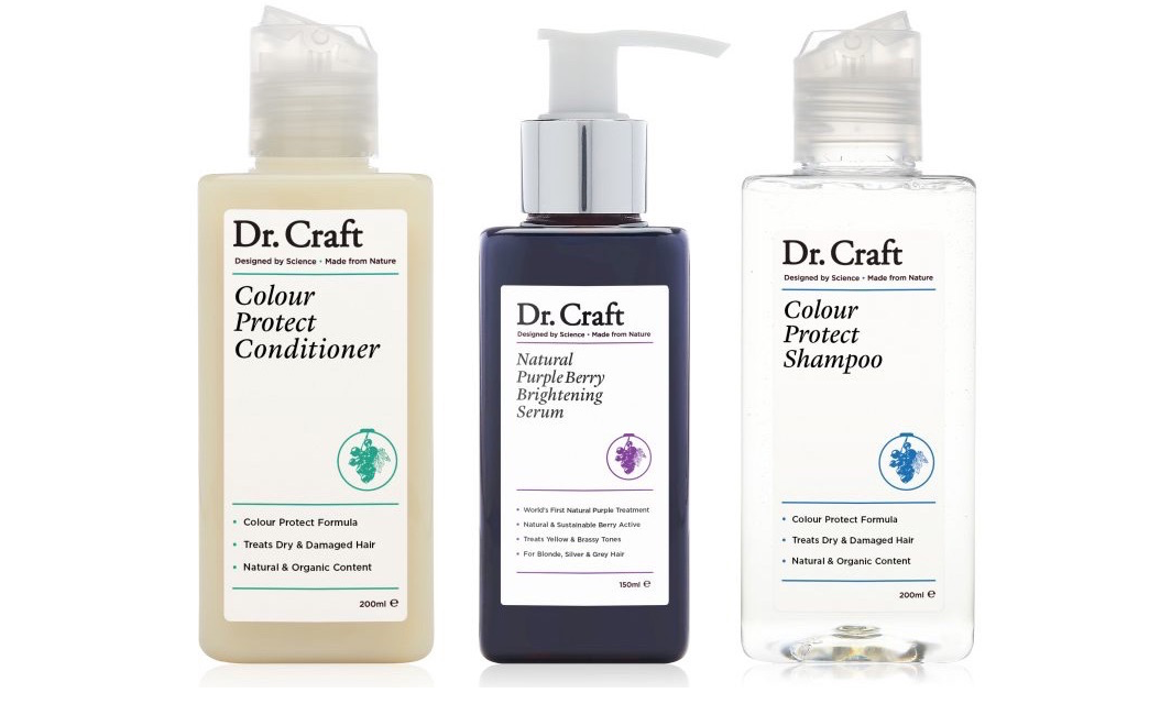 Dr Craft Develops Sustainable Natural Hair Dye From