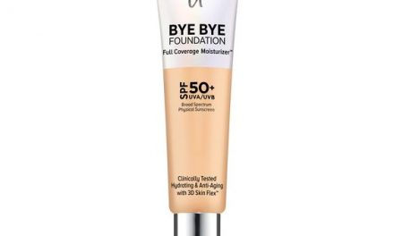 It Cosmetics | Bye Bye Foundation Full Coverage Moisturizer™ | SPF 50+