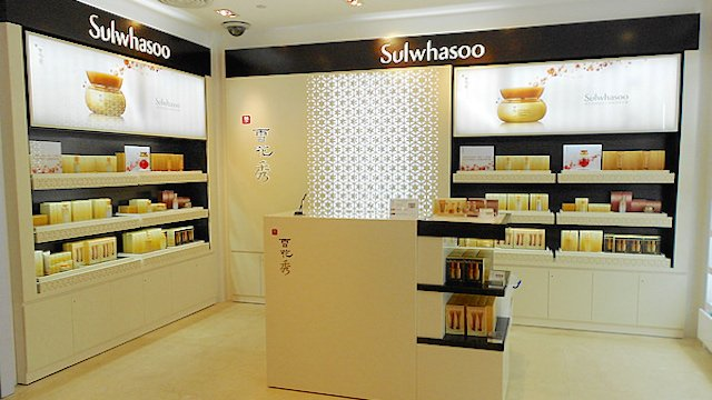 AmorePacific loosens duty free purchase restrictions in bid to boost sales