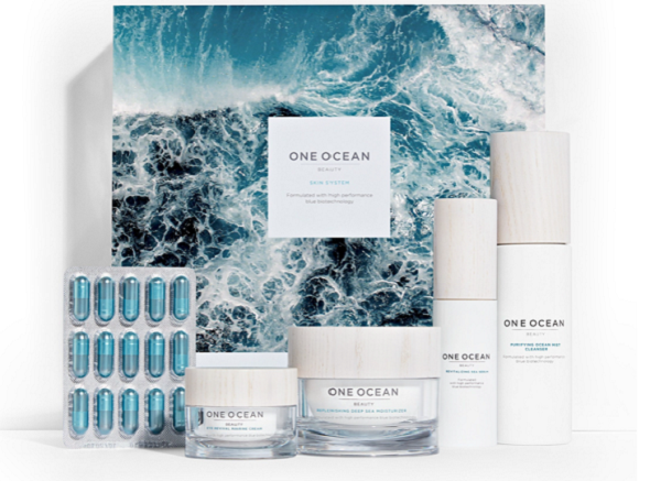 Lubrizol invests in skin care start-up One Ocean Beauty