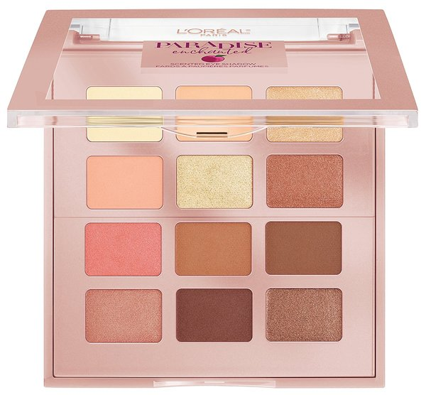 L'Oréal Paris | Paradise Enchanted Scented Eyeshadow Palette
