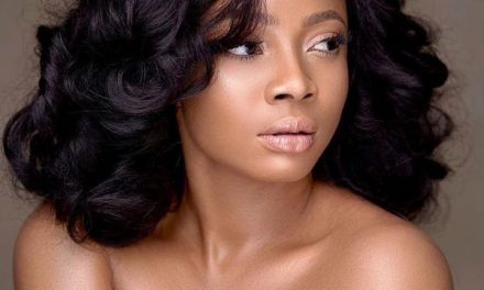 Nigerian media personality Toke Makinwa launches skin whitening skincare collection