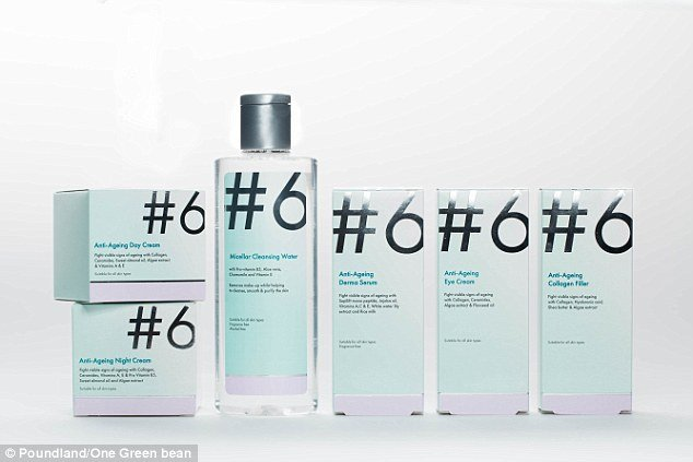 UK budget retailer Poundland to launch new skincare range