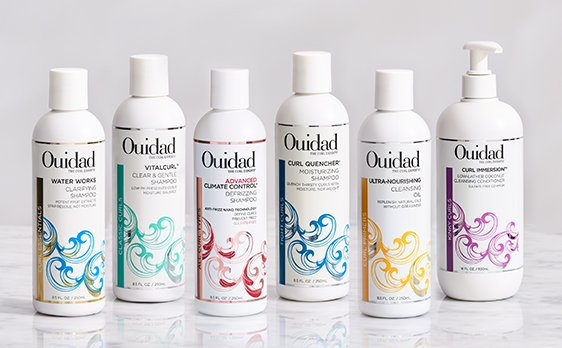 JD Beauty Group acquires curl brand Ouidad