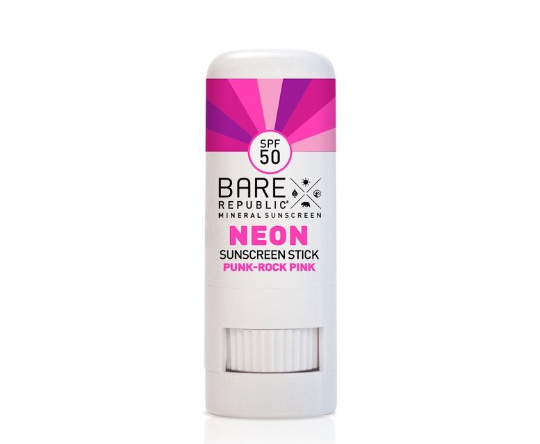 Bare Republic | Neon Sunscreen Stick