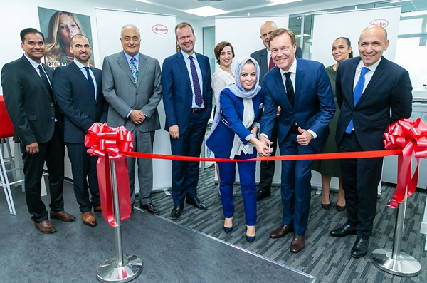 Henkel opens first Beauty Care Lab in the Middle East