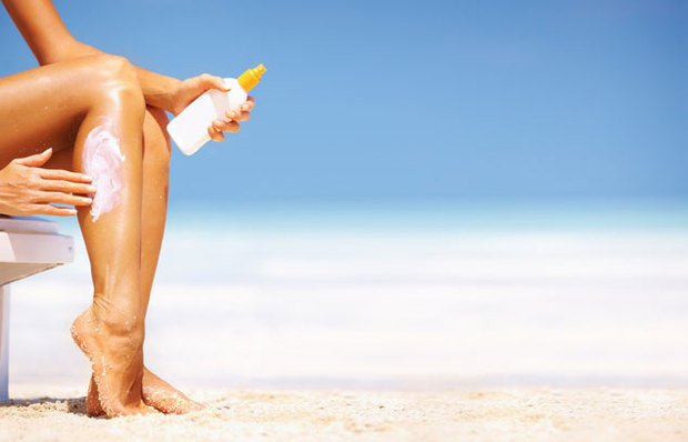 Just how safe is our sunscreen application?