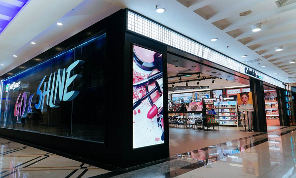 Collab latest: AS Watson and L'Oréal launch new concept make-up store for China