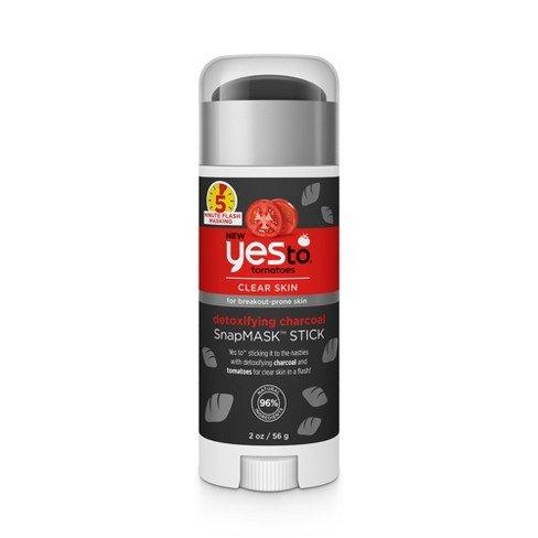 Yes to Tomatoes Detoxifying Charcoal SnapMask™