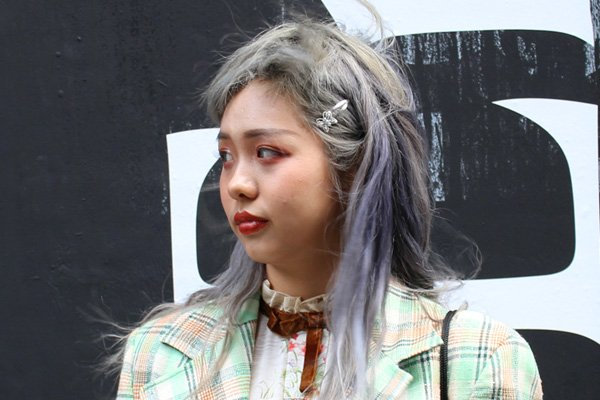 Consumer BeautyTrend | Asian Street Style | October  2018