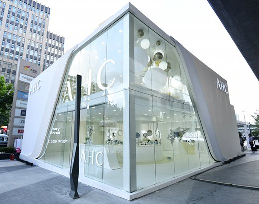 K Beauty brand Aesthetic Hydration Cosmetics launches pop up store to celebrate launch into Chinese market