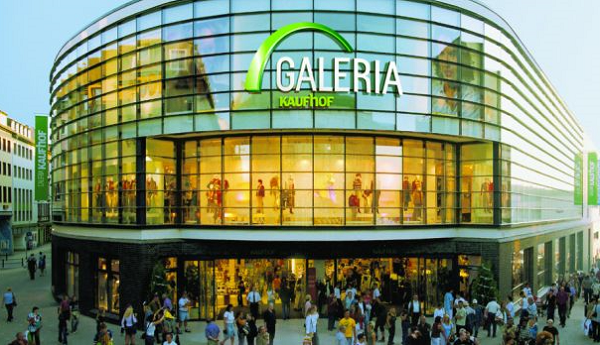 German department stores Kaufhof and Karstadt to merge