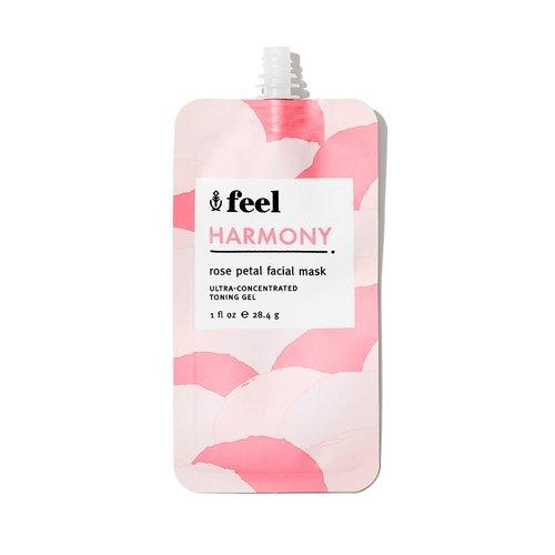Feel Beauty Harmony Rose Petal Facial Mask